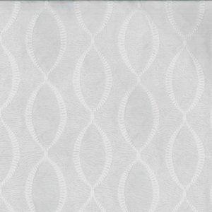 ZOO Bright White Norbar Fabric