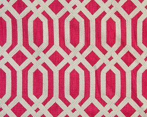 A9 00051863 TRELLIS ADDICTION Magenta Scalamandre Fabric