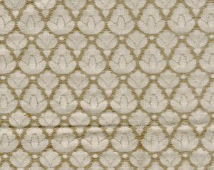 CL 000226714 RONDO Ivory Silver Scalamandre Fabric