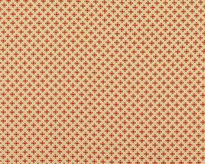 CL 000626521 BELGRAVIA TRELLIS Rosso Scalamandre Fabric