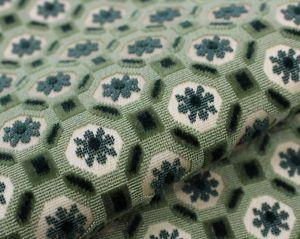 H0 00051506 BRIENNE Vert Scalamandre Fabric