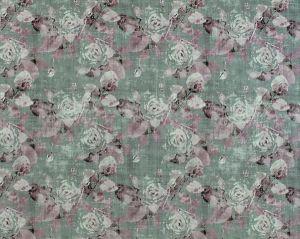 N4 0004ROSE ROSE TRELLIS Charcoal Pink Scalamandre Fabric