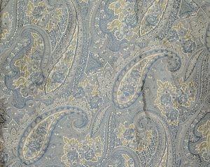 SB 00012333 VALERIA Azure Old World Weavers Fabric