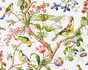 16600-001 BELIZE Ivory Scalamandre Fabric