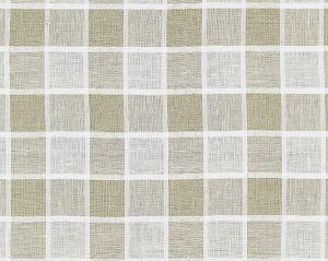 27043-001 WAINSCOTT CHECK SHEER Linen Scalamandre Fabric