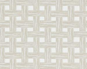 27059-001 BAMBOO LATTICE Sand Scalamandre Fabric