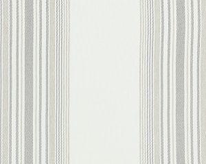 27069-001 NAUTICAL STRIPE White Sand Scalamandre Fabric