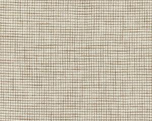 27099-001 BANBURY STRIE CHECK Flax Scalamandre Fabric