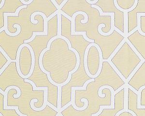 SC 0001WP88356 MING FRETWORK Alabaster Scalamandre Wallpaper