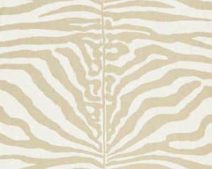 16366M-002 ZEBRA Sahara Scalamandre Fabric