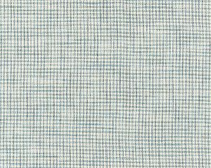 27099-002 BANBURY STRIE CHECK Aquamarine Scalamandre Fabric