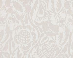 27131-002 DECO FLOWER Pearl Grey Scalamandre Fabric