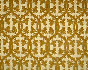 26690-003 FALK MANOR HOUSE Beige On Ivory Scalamandre Fabric