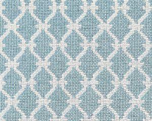 27009-003 TRELLIS WEAVE Sky Scalamandre Fabric