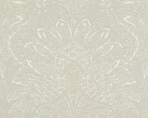 27081-003 CARLOTTA DAMASK Mineral Scalamandre Fabric