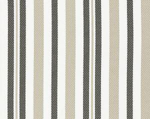 27188-003 SANTORINI STRIPE Smoke Scalamandre Fabric