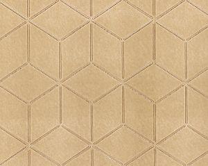 SC 0003WP88370 GLACIER Burnished Gold Scalamandre Wallpaper