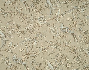 16352-004 AVIARY Taupe Scalamandre Fabric