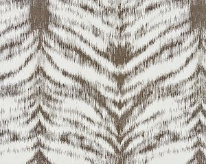 27145-004 SAFARI WEAVE Charcoal Scalamandre Fabric