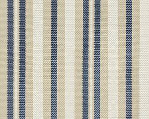27188-004 SANTORINI STRIPE Indigo Scalamandre Fabric