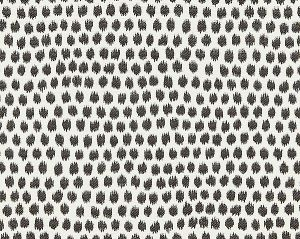 27182-005 DOT WEAVE Charcoal Scalamandre Fabric