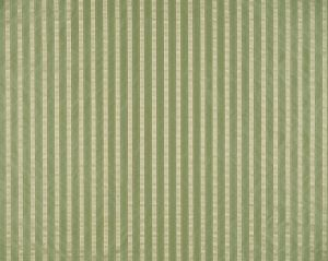 121M-008 SHIRRED STRIPE Antique Green Beige Scalamandre Fabric