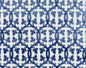 26690M-017 FALK MANOR HOUSE Lapis Scalamandre Fabric