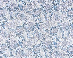 SU 00019676 SANKATY Indigo Ocean Old World Weavers Fabric