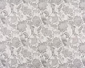 SU 00039676 SANKATY Charcoal Old World Weavers Fabric