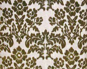 V1 0001IBIZ VARALA Chartreuse Old World Weavers Fabric
