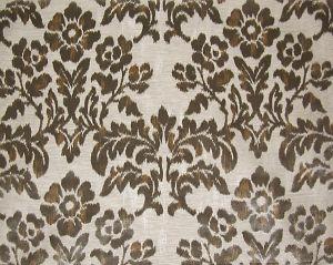 V1 0003IBIZ VARALA Taupe Old World Weavers Fabric