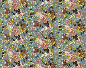 WH0 00033316 YOKATA Bleu Scalamandre Wallpaper