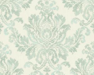 WMA MF040816 VERONA Turquoise Scalamandre Wallpaper