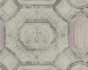 WMA MF090804 JULIUS Silver Scalamandre Wallpaper