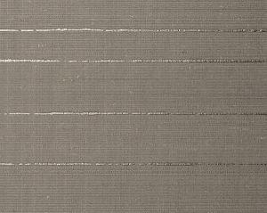 WTT 651304 LOST HORIZON SILK Silver Stone Scalamandre Wallpaper
