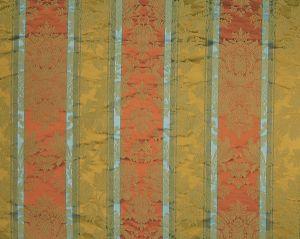 Y0 00026477 URBINO IMBERLINE Gold Multi Old World Weavers Fabric