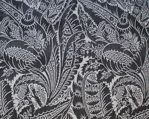 ZS 0002V294 WELWYN Pewter Old World Weavers Fabric