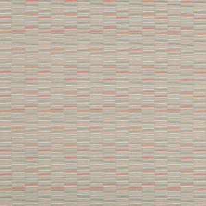 35085-1211 LINED UP Melon Kravet Fabric