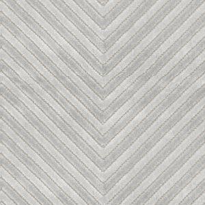 34272-11 ZIGANDZAG Silver Kravet Fabric