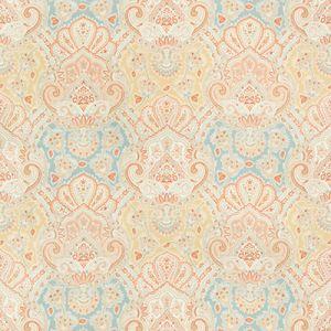 ECHOCYPRUS-12 ECHOCYPRUS Apricot Kravet Fabric