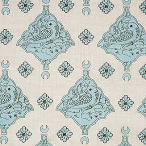 OISEAU Bluebird Katie Ridder Fabric