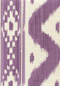 2020-05 BALI HAI Purple on Tint Quadrille Fabric