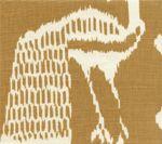 2430-35 BALI II Camel II on Tint Quadrille Fabric