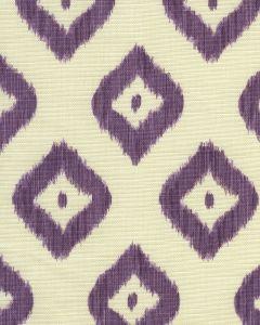 9040-04 BALI DIAMOND Lilac on Tint Quadrille Fabric