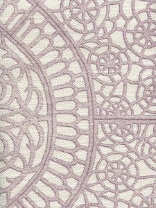 CP1030-06 CAMELOT Purple on Westover Quadrille Fabric