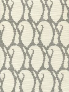 9060-08 CARNA Gray on Tint Quadrille Fabric