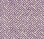 4010-40 JAVA JAVA Purple on Tinted Linen Cotton Quadrille Fabric