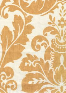 302156F MONTY Maize on Tint Quadrille Fabric