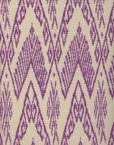 7980-06 RAFFLES Lavender on Tint Quadrille Fabric