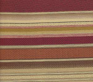009372T SERAPE MEXICANO Multi Burgundy with Gold Quadrille Fabric